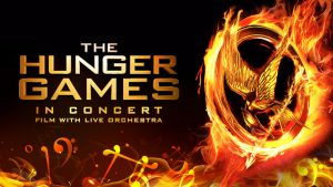'The Hunger Games in Concert' Tour - Banner