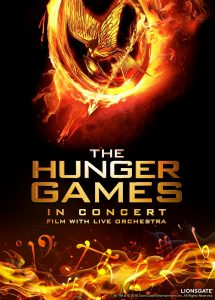 'The Hunger Games in Concert' Tour - Poster