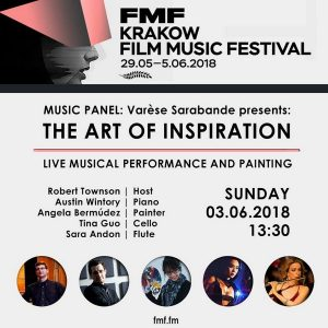 FMF 2018 - The Art of Inspiration