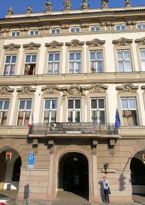 Film Music Prague 2018 - Palacio Kaiserstenjnsky