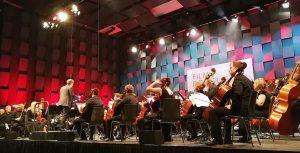 Film Music Prague 2018 - 'Goosebumps' concert - Beginning