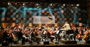 Film Music Prague 2018 - 'Goosebumps' concert - Rehearsals