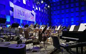 Film Music Prague 2018 - Stage