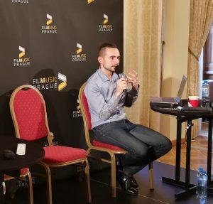 Film Music Prague 2018 - Conferences - Nikola Bojcev