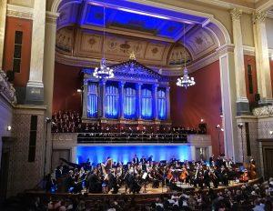Film Music Prague 2018 - True Stories Gala - Beginning