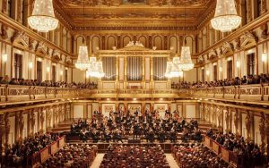 John Williams conducts the Wiener Philharmoniker - Wiener Musikverein
