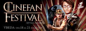 Cinefan Festival Ubeda VII - Banner
