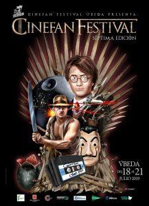 Cinefan Festival Ubeda VII - Poster