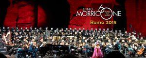Concierto de Ennio Morricone en Roma 2018