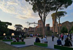Ennio Morricone - Roma 2018 - Zona de acceso y descanso