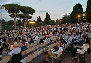 Ennio Morricone - Roma 2018 - Gradas