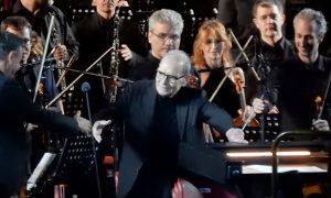 Ennio Morricone - Rome 2018 - Ennio Morricone on stage