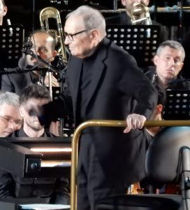 Ennio Morricone - Roma 2018 - Ennio Morricone
