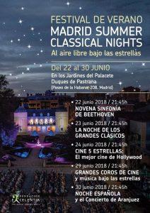 Excelentia Summer Festival 2018  - Poster
