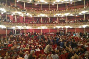 Metropolis in Concert - Arriaga Theatre (Inside)