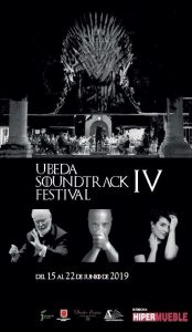 Úbeda Soundtrack Festival 2019