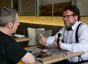 Interview with Christophe Beck - Gorka Oteiza and Christophe Beck