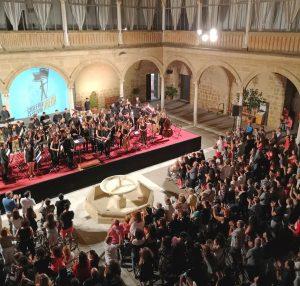Cinefan Festival Úbeda 2018 - Fin del Concierto