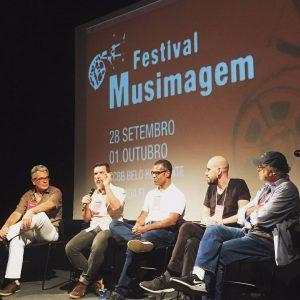 Festival Musimagem Brasil - Conferencias