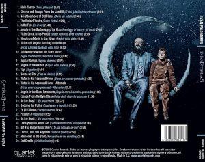 En Las Estrellas (Up Among the Stars) - Booklet - Back