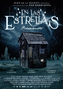 'En las Estrellas (Up Among the Stars)' - Interview with Iván Palomares and Zoe Berriatúa - Poster