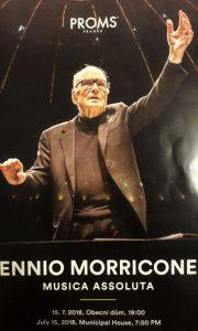 Ennio Morricone - Prague Proms 2018 - Musica Assoluta