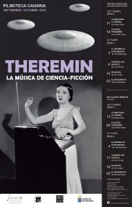 Fimucité 12 - 'Theremin, the music of science fiction'