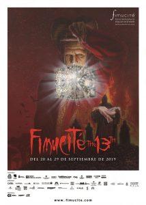FIMUCITÉ 13 - My Favourite Fears - Poster