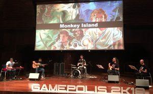 Gamepolis 2018 - Concert - Monkey Island