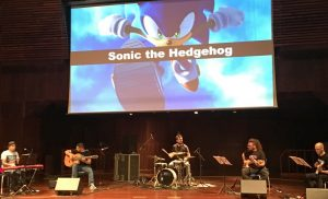 Gamepolis 2018 - Concierto - Sonic the Hedgehog