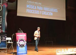 Gamepolis 2018 - Juanjo Molina