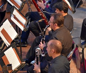 Concert with John Barry's music in Mallorca 2018 - Municipal Music Band of Palma