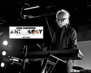 John Carpenter - Tour 2018 - Sitges - John Carpenter