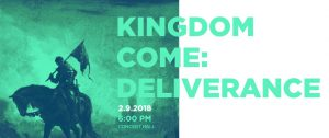 Soundtrack Podebrady 2019 - Kingdom Come: Deliverance