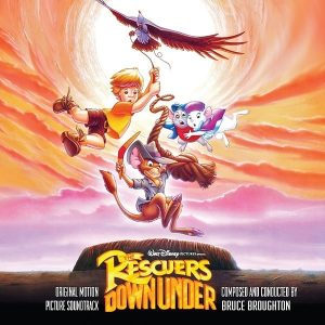 Bruce Broughton - Interview - The Rescuers Down Under