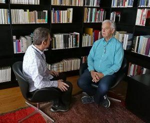 Bruce Broughton - Entrevista - Gorka Oteiza y Bruce Broughton