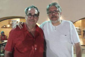 Carles Cases diu Llach - L'Eliana - Carles Cases y Frederic Torres