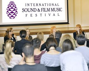 International Sound & Film Music Festival (ISFMF) - Conferencias