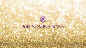 ISFMF 2018 - Nominaciones