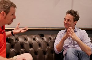 Jeff Russo - Interview - Gorka Oteiza & Jeff Russo