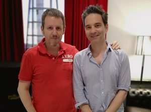 Interview with Jeff Russo - Gorka Oteiza & Jeff Russo