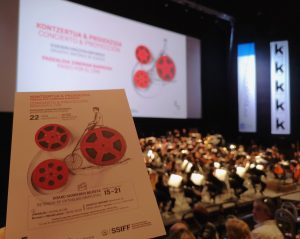 Concert 'A Walk Through Film' - San Sebastian 2018 - Beginning