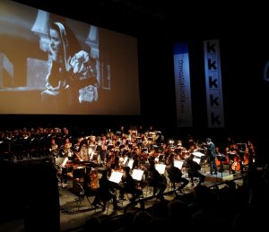 Concert 'A Walk Through Film' - San Sebastian 2018 - Locura de Amor