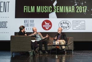 World Soundtrack Awards 2018 - Film Music & Sound Seminar