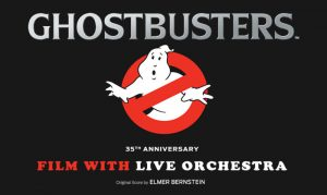 'Ghostbusters Live' - Logo