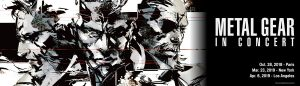 Metal Gear - World Tour 2018-2019 - Banner
