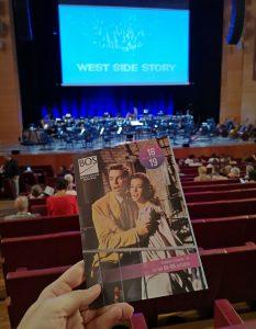 West Side Story Bilbao 2018 - Comienzo