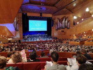 West Side Story Bilbao 2018 - Palacio Euskalduna - Interior