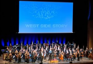 West Side Story Bilbao 2018 - Final del concierto