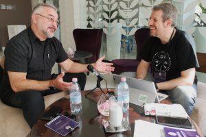 Alfons Karabuda - Interview - Alfons Karabuda & Gorka Oteiza